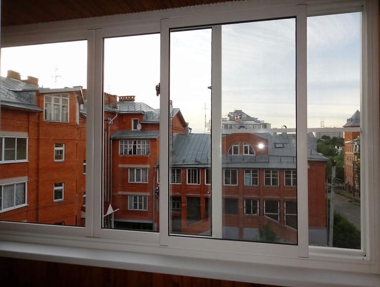 Застеклить балкон в солнечногорске, клину, дмитрове. master-.